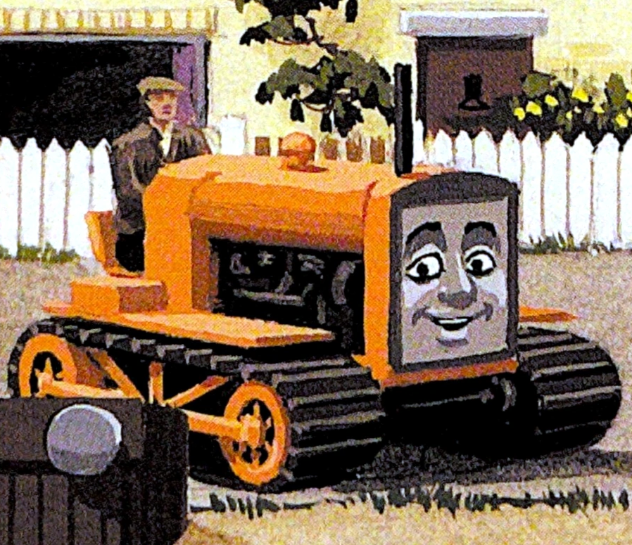 List of Non-Rail Vehicles in the Railway Series