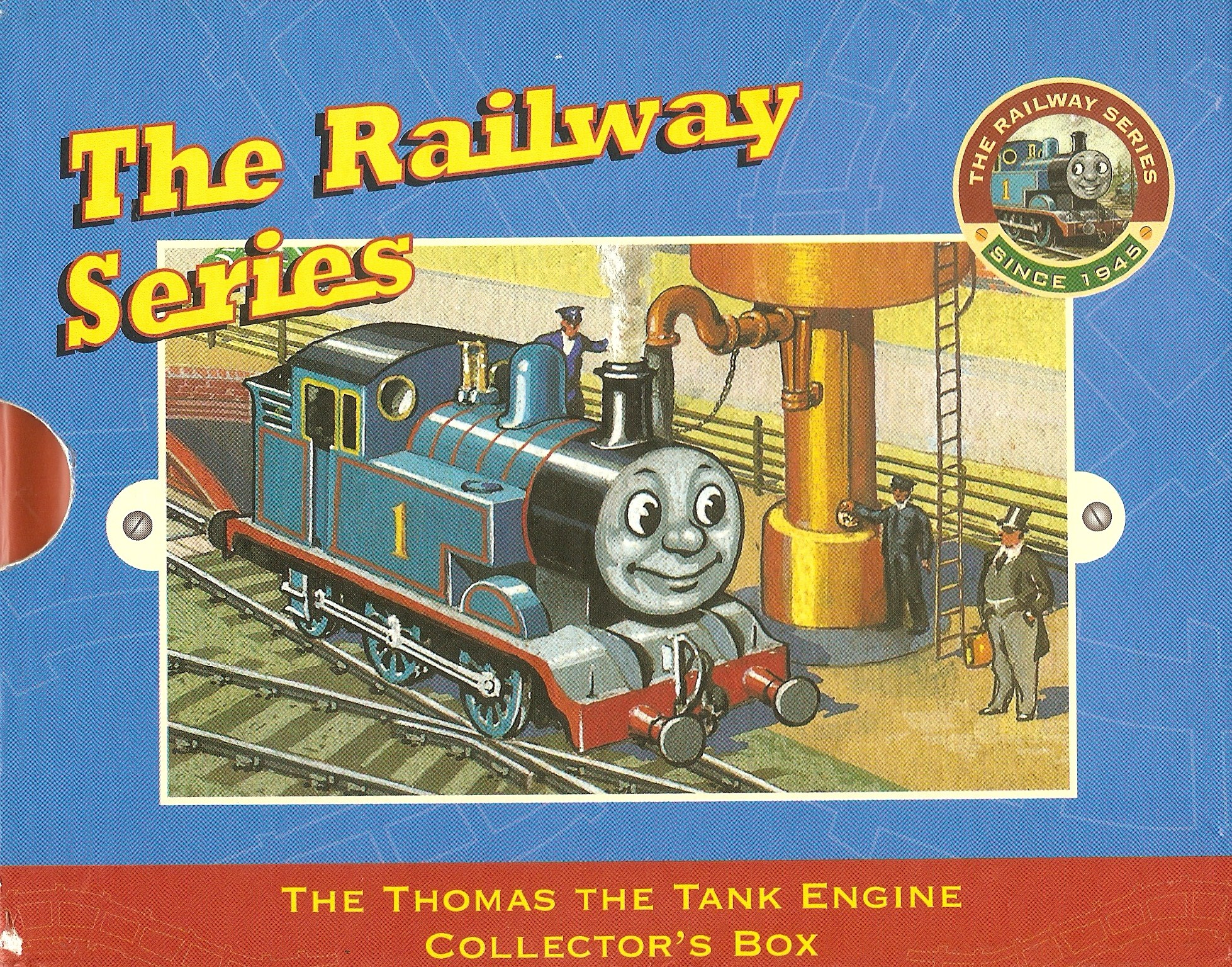 The Thomas the Tank Engine Collector's Box
