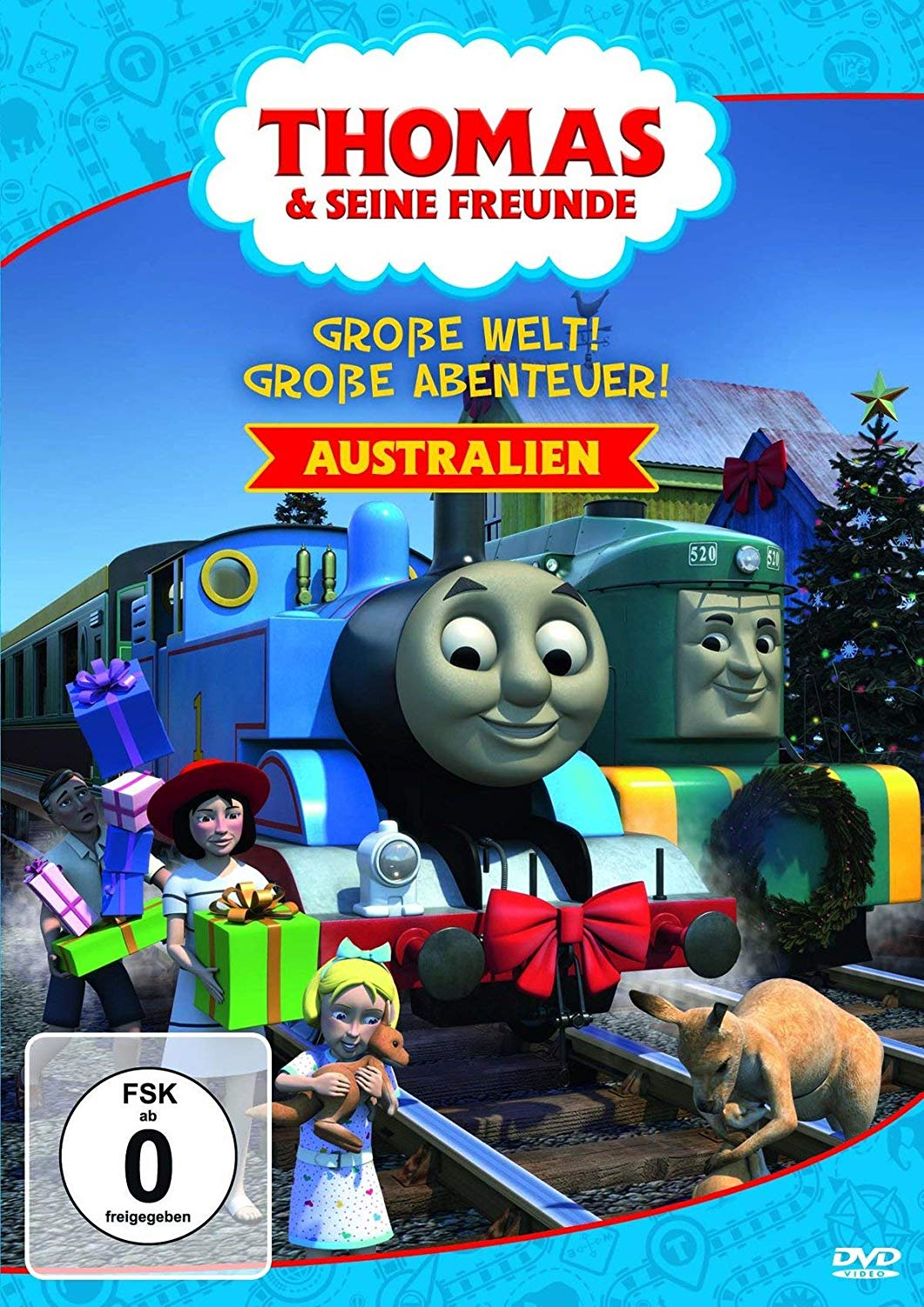 Big World! Big Adventures! - Australia (German DVD/CD)