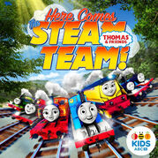 HereComestheSteamTeam!AustralianGooglePlaycover