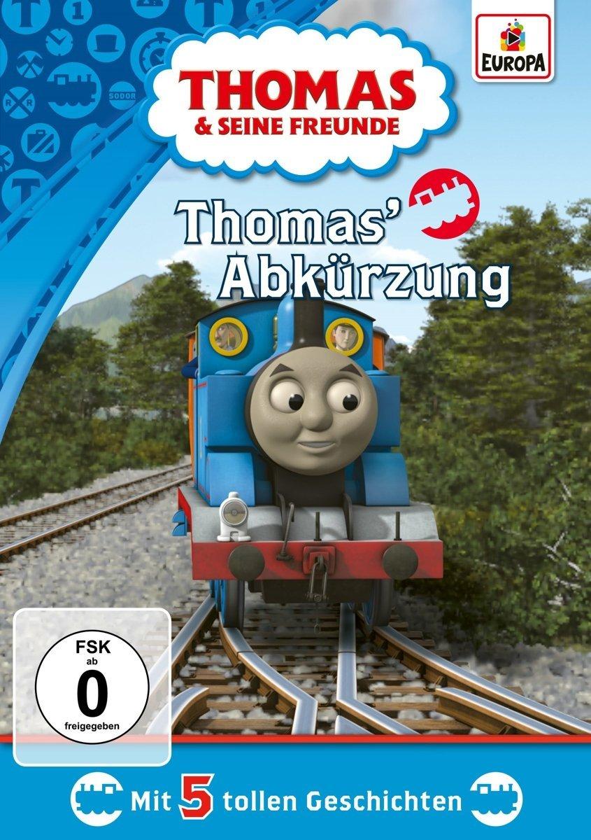 Thomas' Shortcut (German DVD)