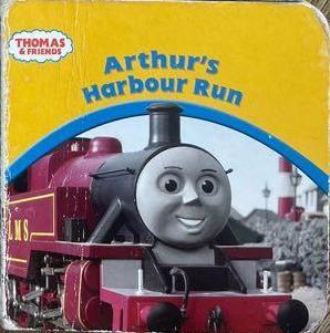 Arthur's Harbour Run (Board Book)