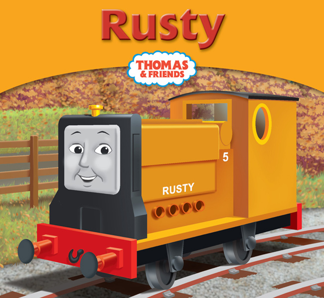 Rusty (Story Library Book)