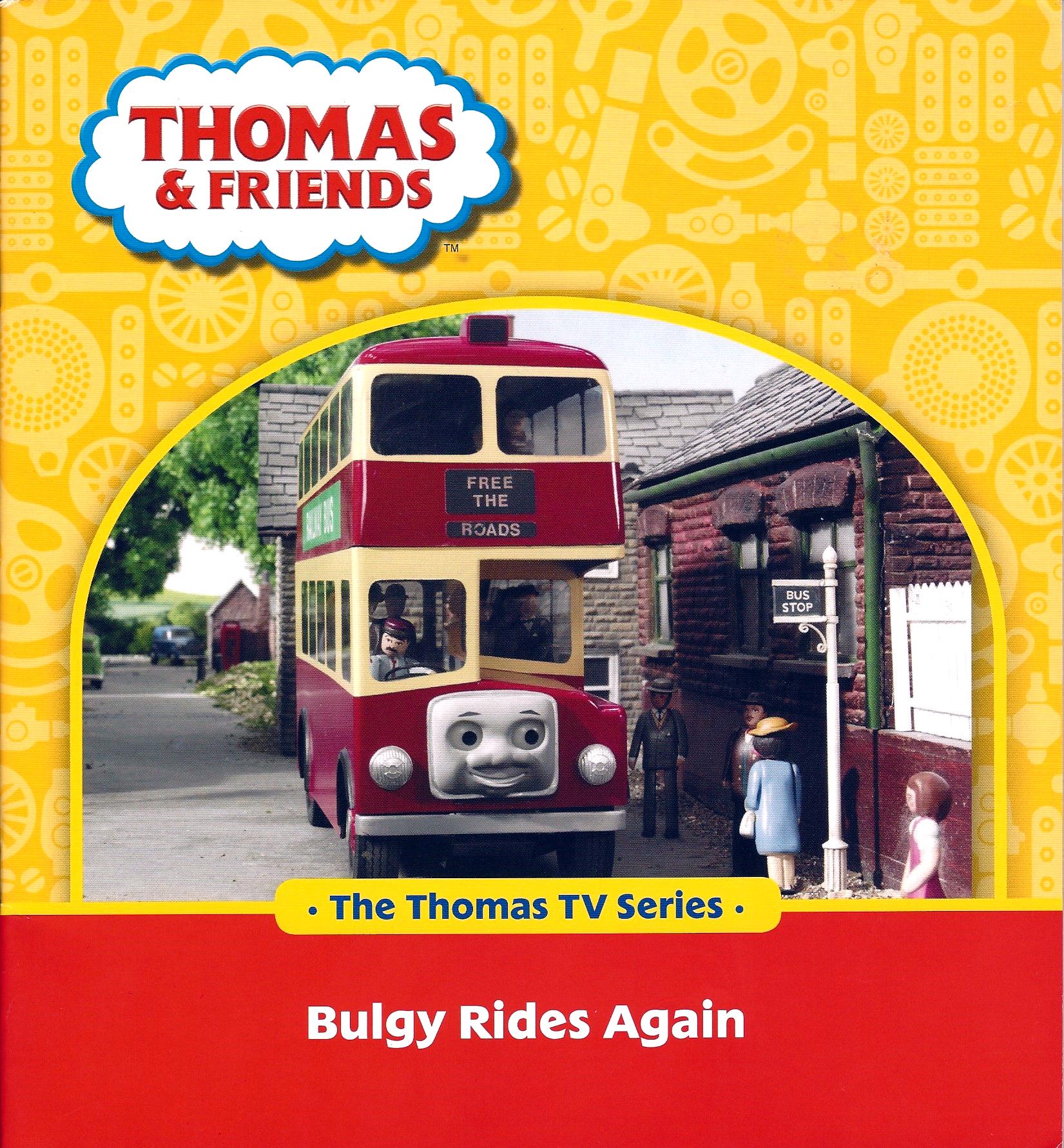 Bulgy Rides Again (book)