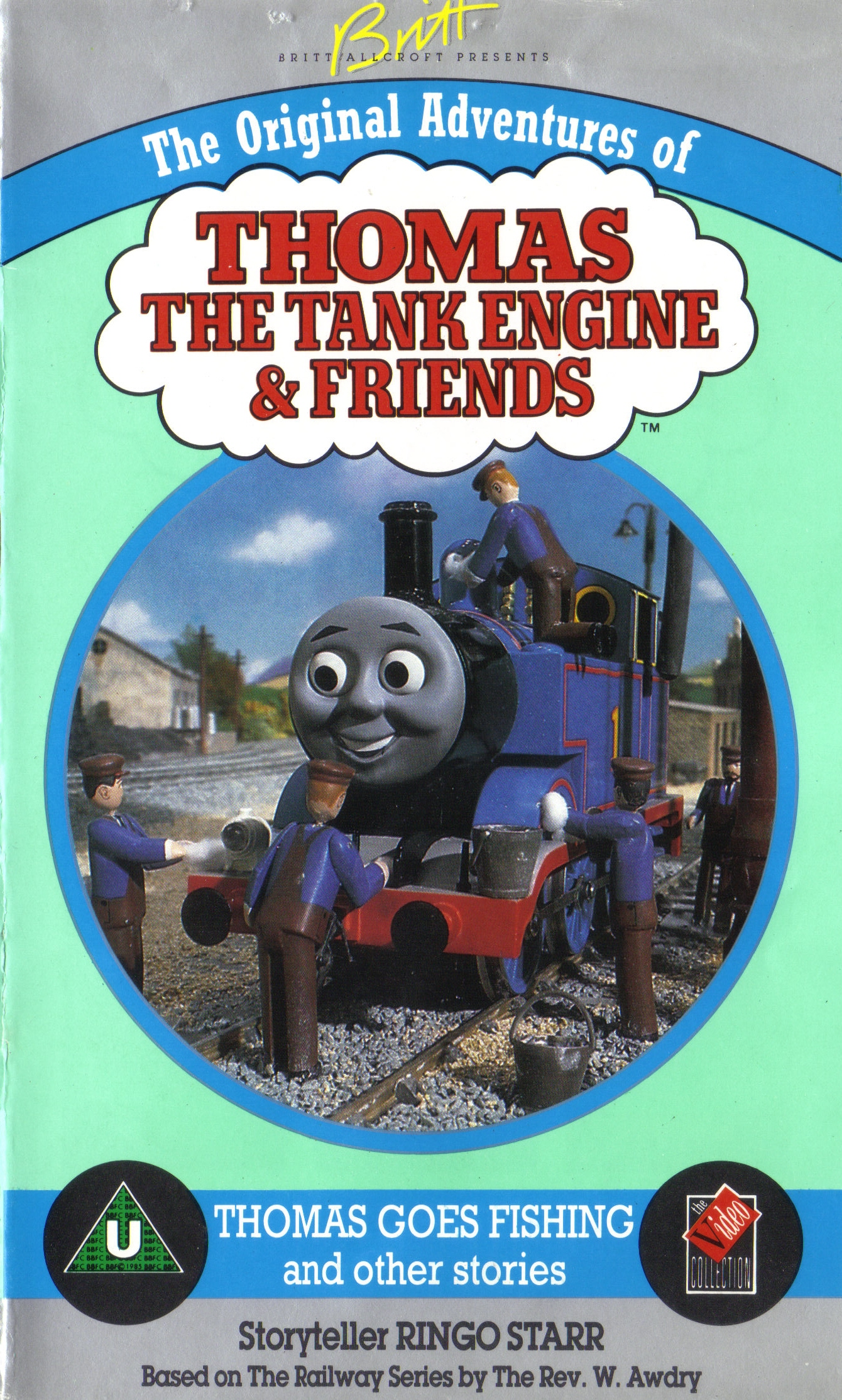 Thomas Goes Fishing and other stories