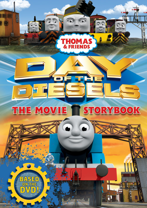 Day of the Diesels: The Movie Storybook
