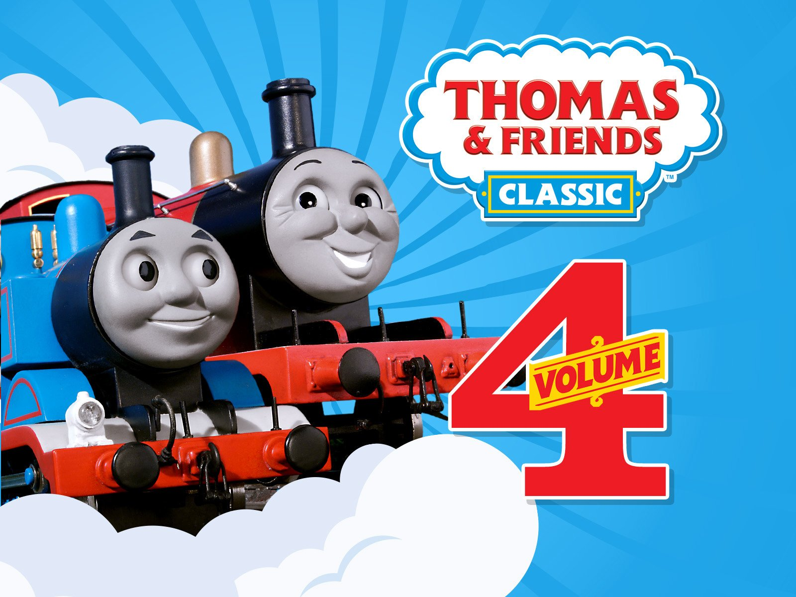 Thomas & Friends Classic Volume 4