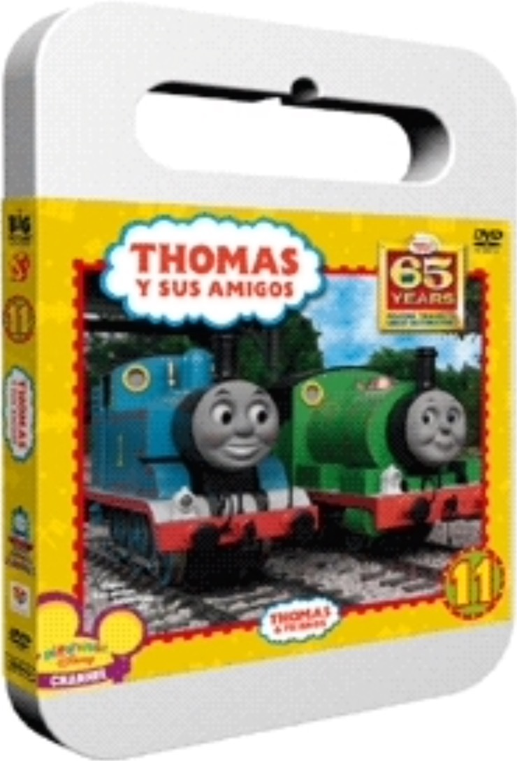 Thomas and Friends - Volume 11 (Spanish DVD)