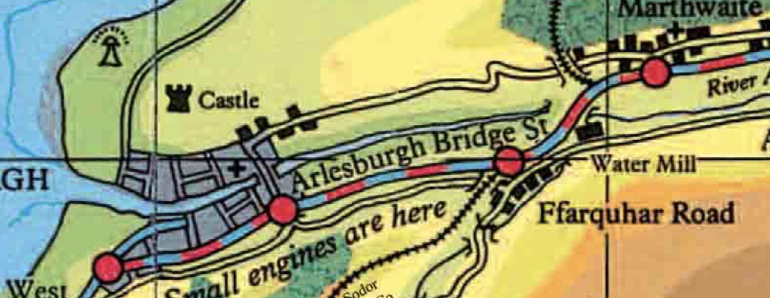 Arlesburgh Bridge Street