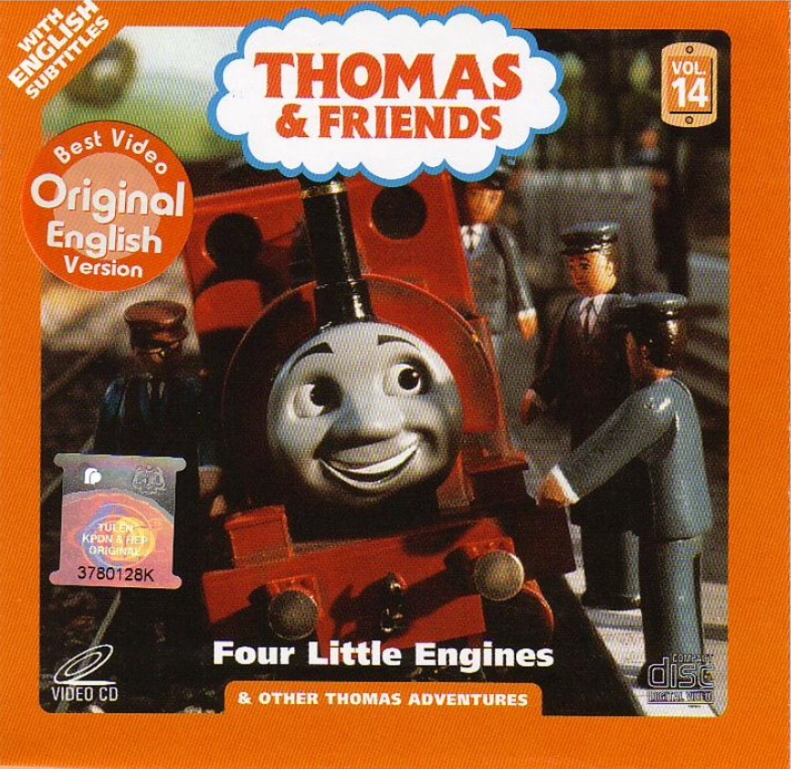 Four Little Engines and Other Thomas Adventures