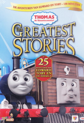The Greatest Stories: The Adventures of Edward, Toby and the Diesels