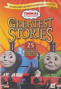 The Greatest Stories: The Adventures of Thomas, Percy and Gordon