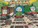 Thomas Comes to Breakfast (magazine story)