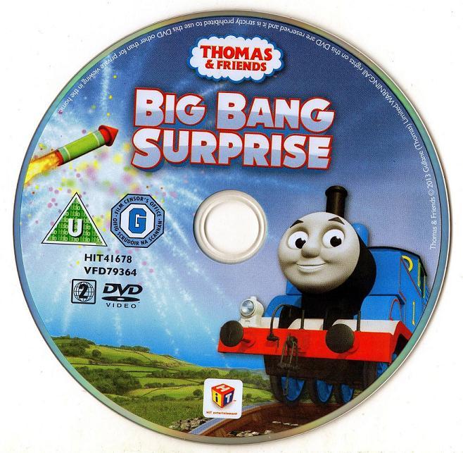Big Bang Surprise