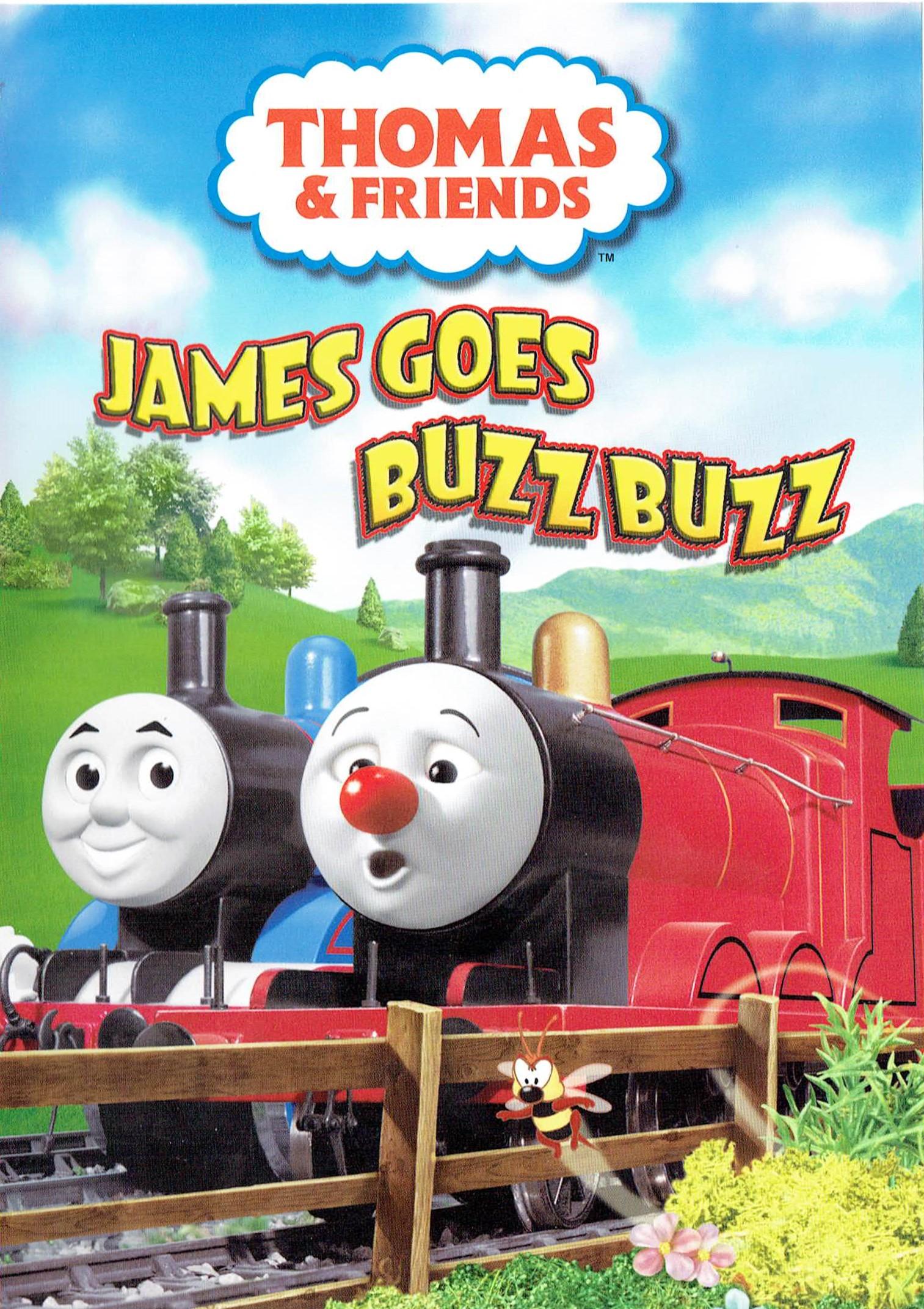 James Goes Buzz Buzz (DVD)
