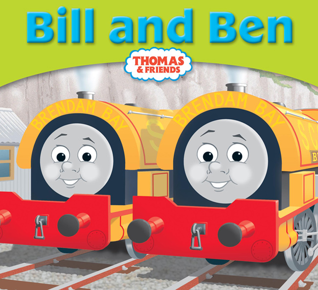 Bill and Ben (Story Library book)