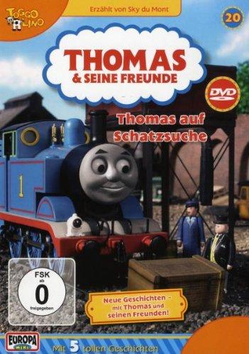 Thomas on a Treasure Hunt