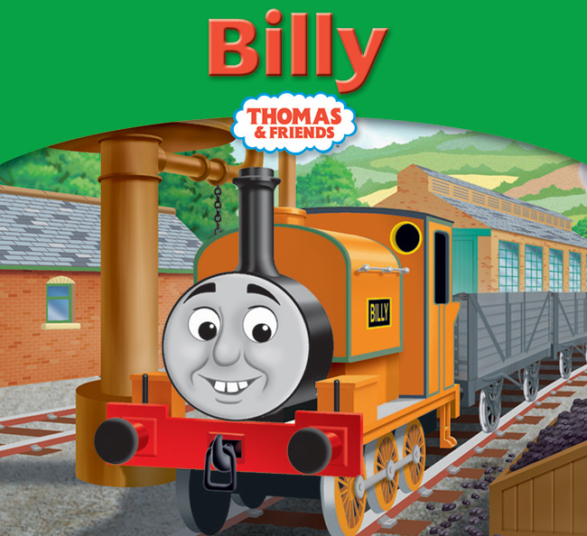 Billy (Story Library Book)