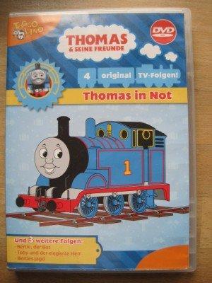 Thomas in Trouble (German DVD)