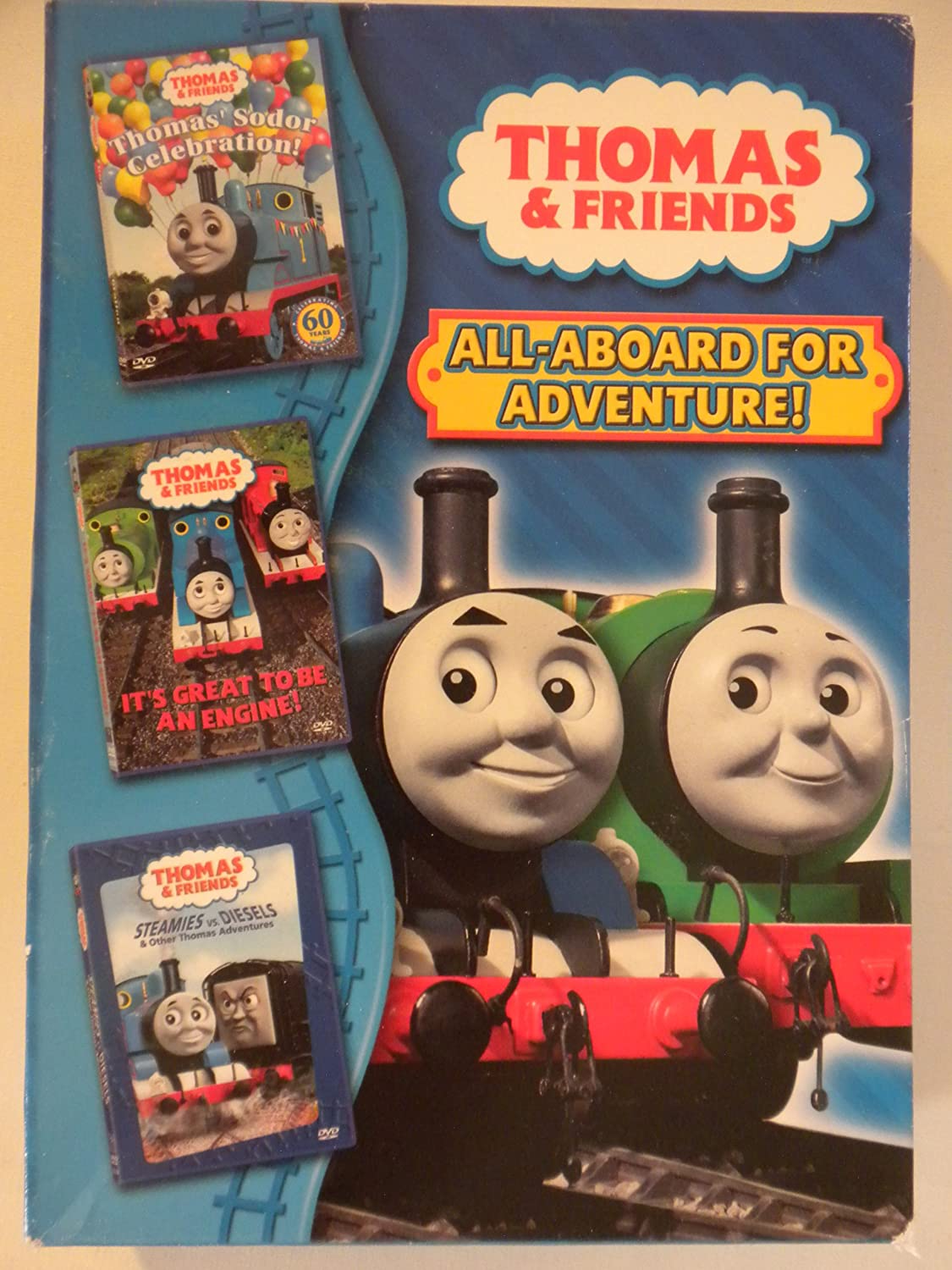 All-Aboard for Adventure!