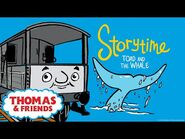 Thomas & Friends™ - Toad and the Whale Storytime - NEW - Story Time - Podcast for Kids