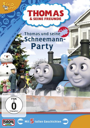 Thomas and His Snowman-Party