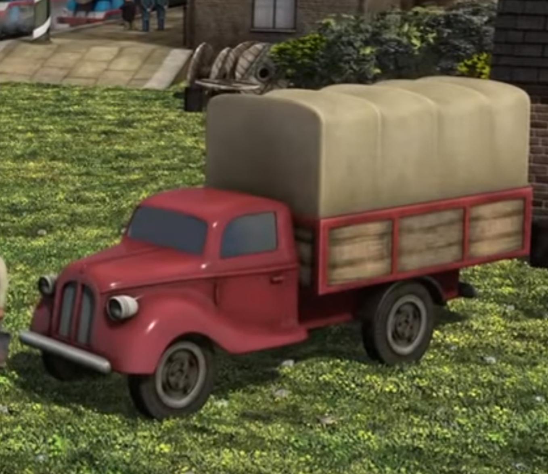 Cargo Lorries