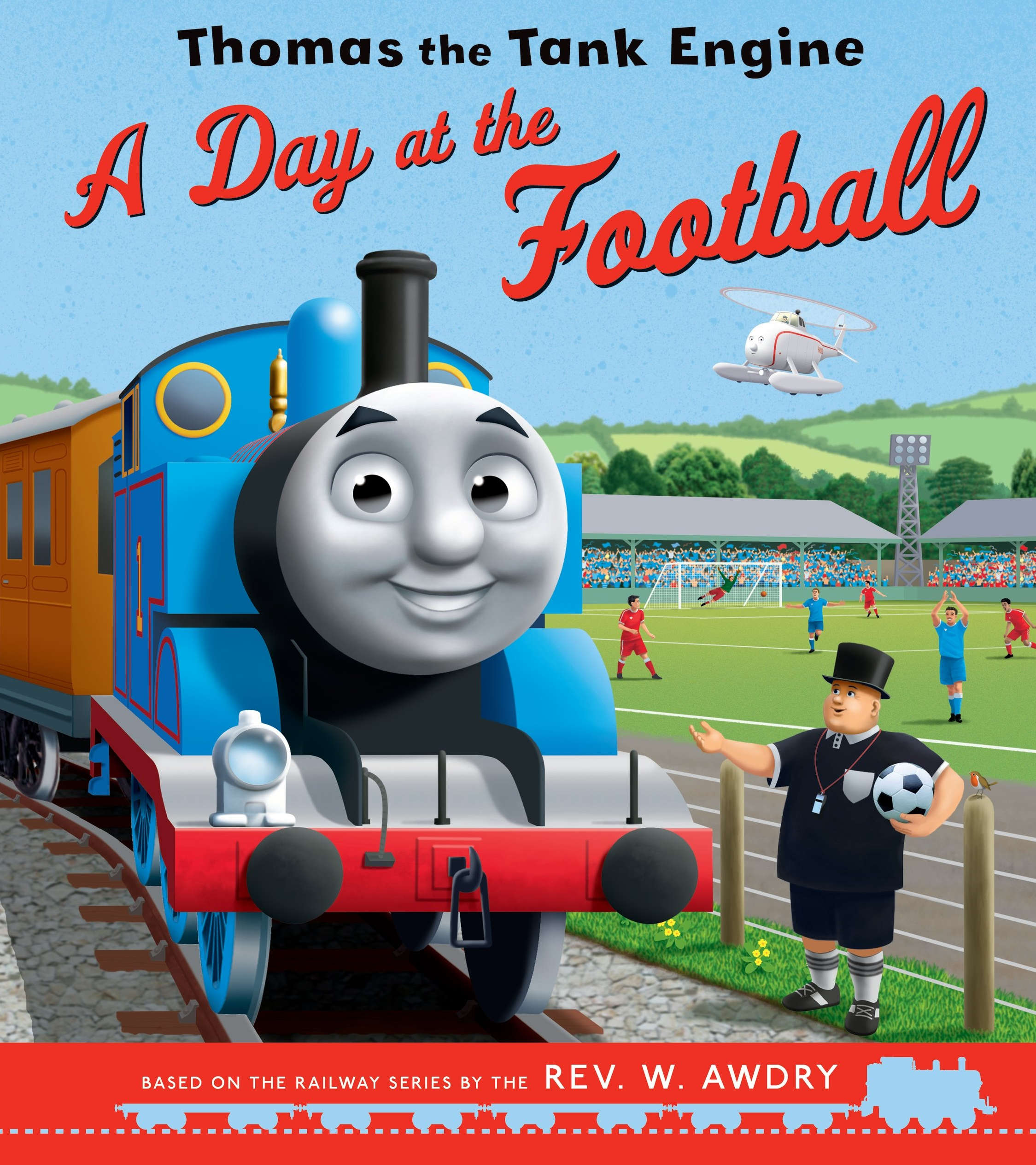 A Day at the Football