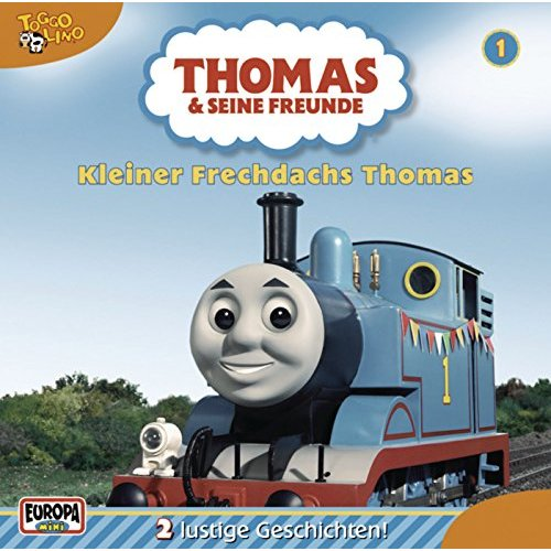 Little Saucebox Thomas
