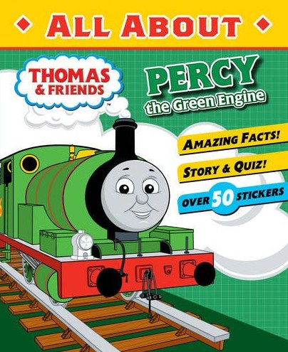 All About Percy the Green Engine