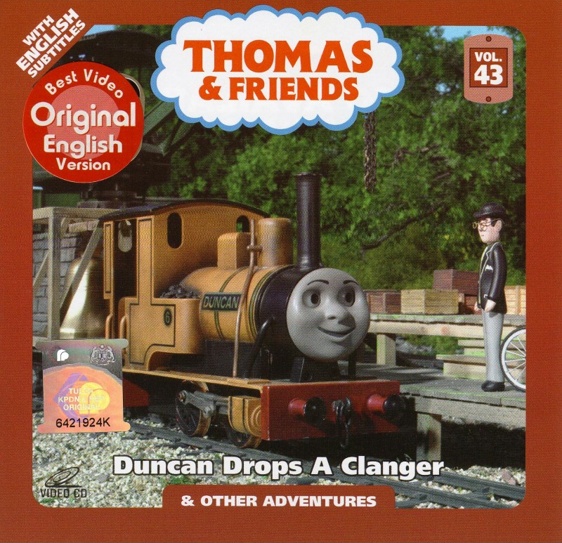 Duncan Drops a Clanger and Other Adventures