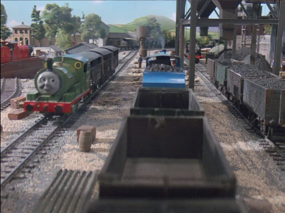 Tidmouth Yards