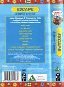 EscapeandotherStories2001backcoverandspine