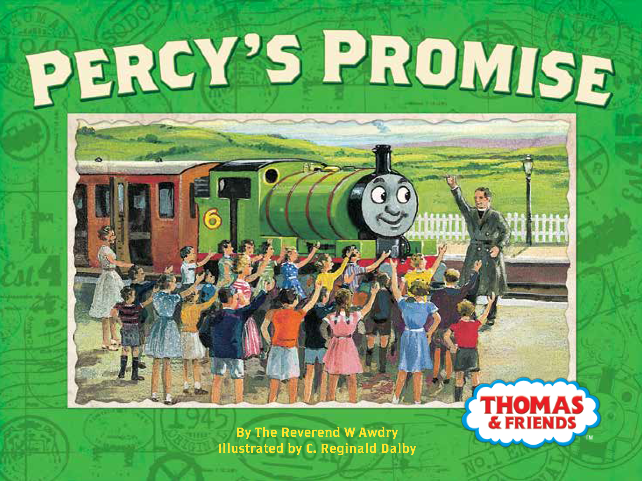 Percy's Promise (book)