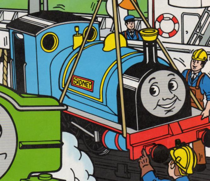 Sidney (steam engine)
