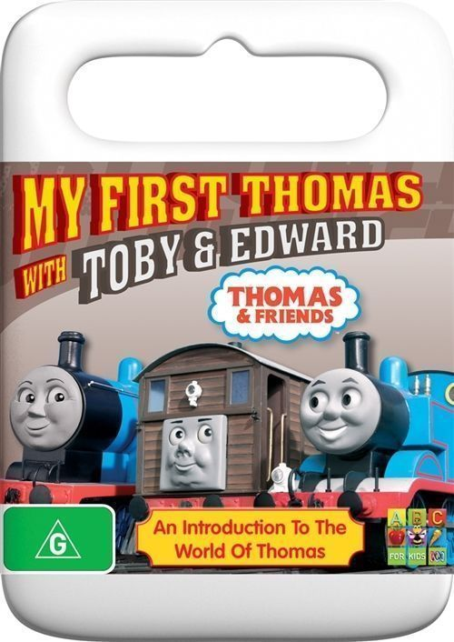 My First Thomas with Toby and Edward