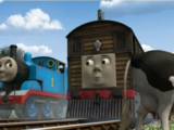 Toby's New Whistle