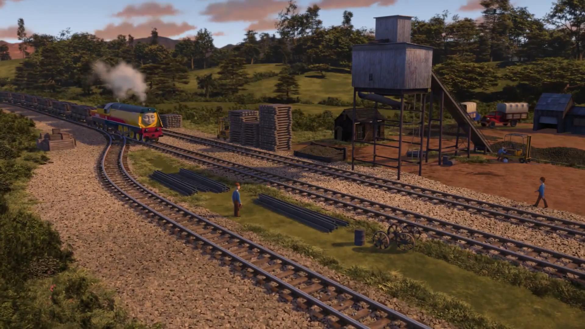 The Coal Hopper