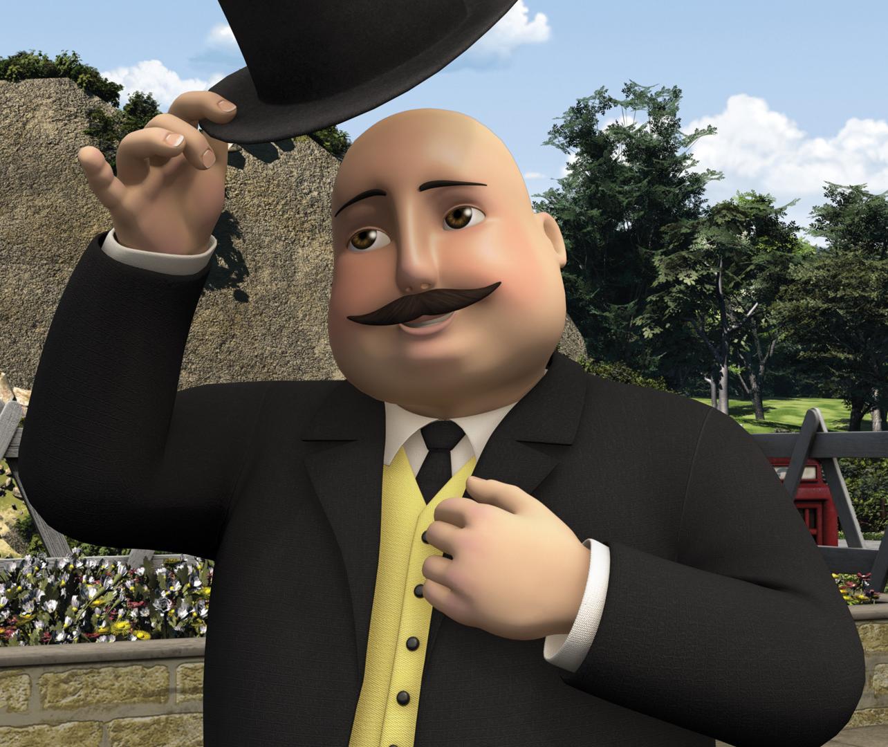 Sir Lowham Hatt