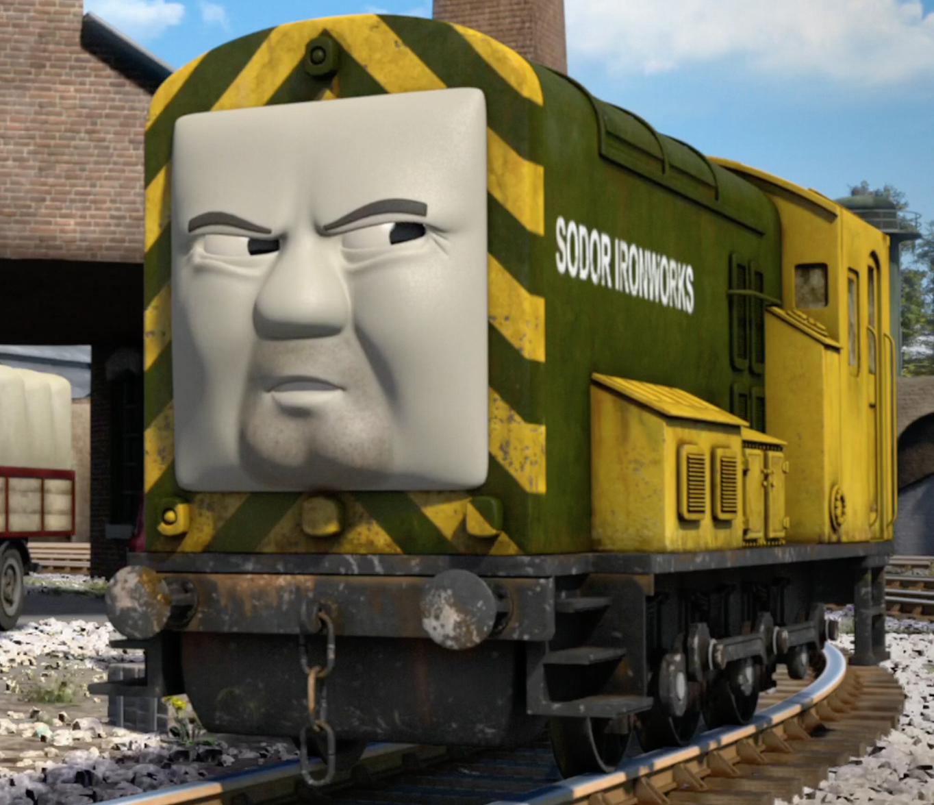 List of Diesel and Electric Engines in the Television Series