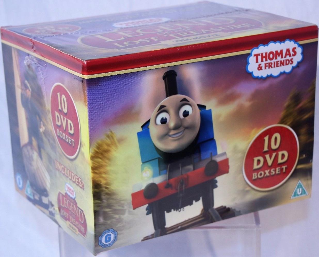 10 DVD Boxset (2015)