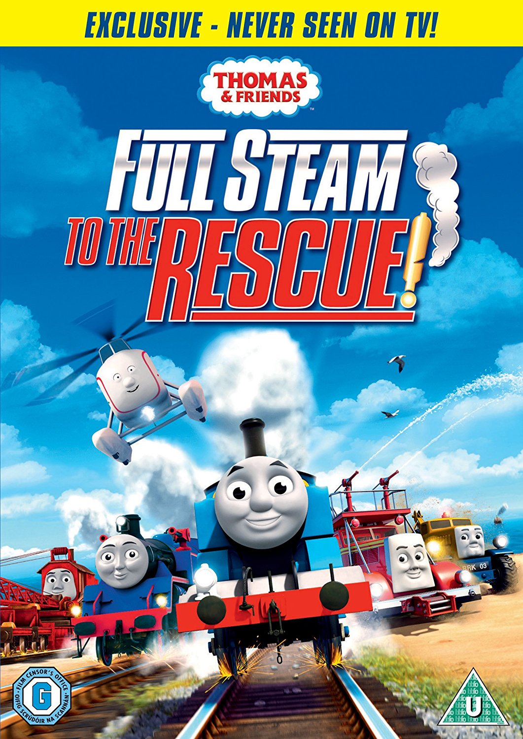 Full Steam to the Rescue!