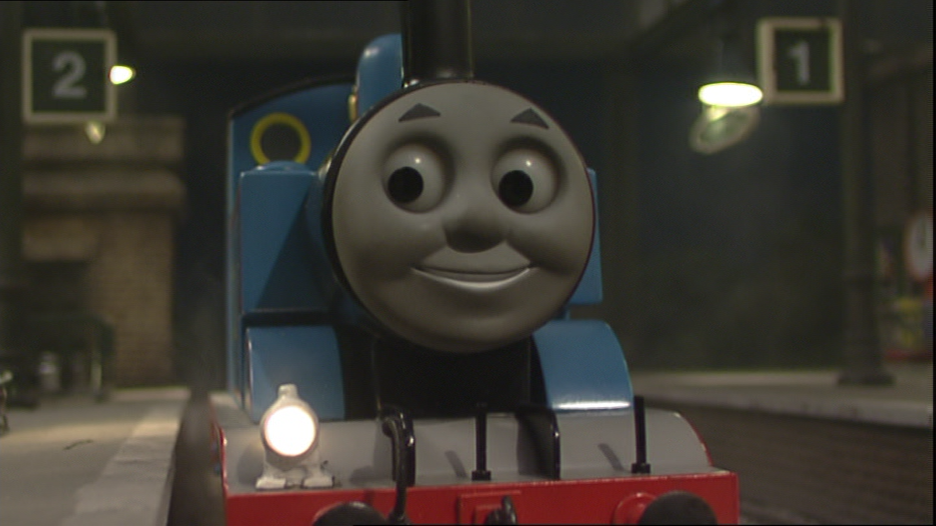 Thomas and the Firework Display