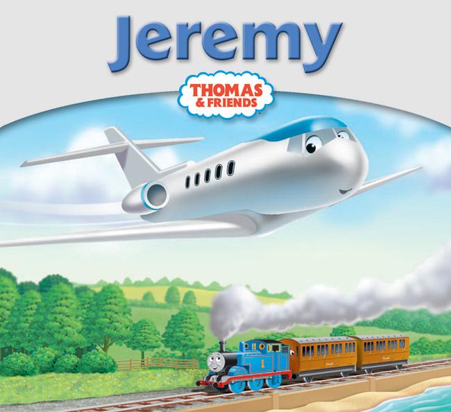 Jeremy (Story Library book)