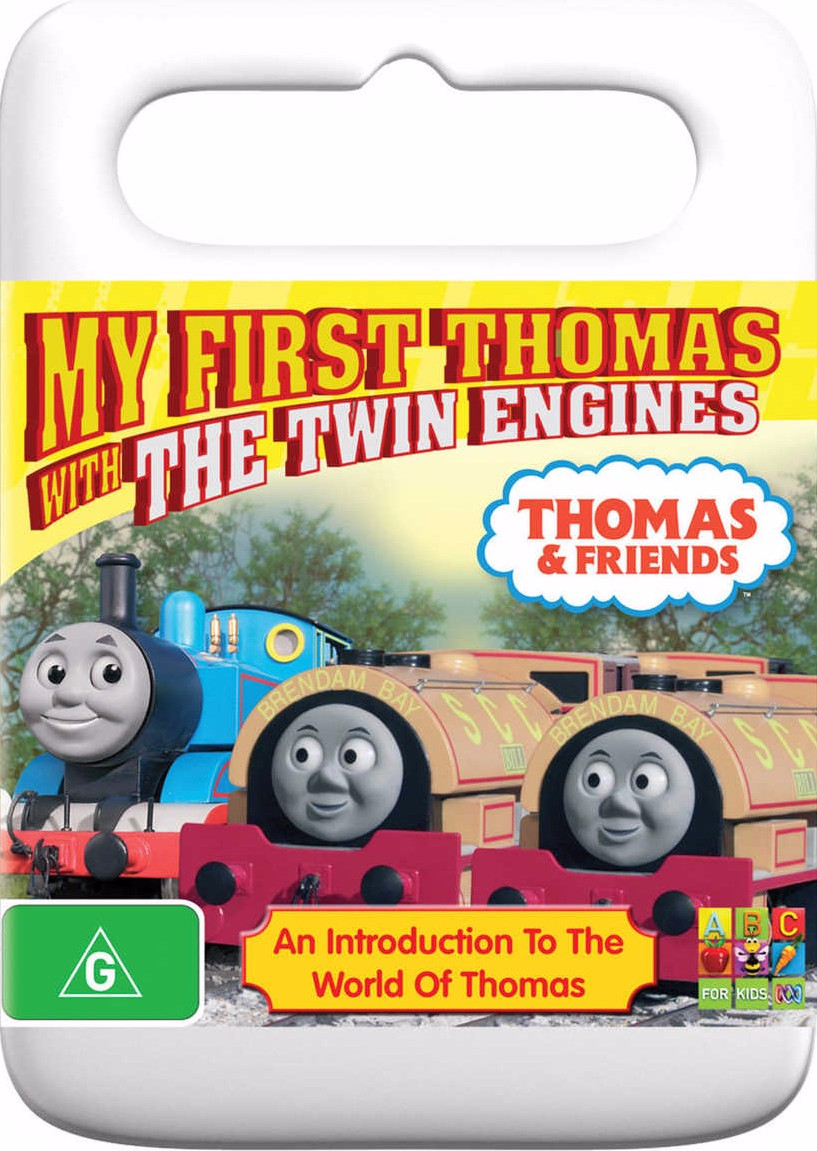 My First Thomas with The Twin Engines