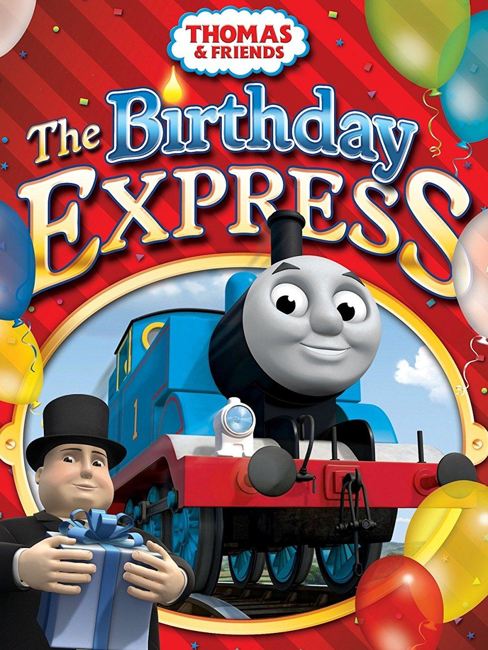 The Birthday Express
