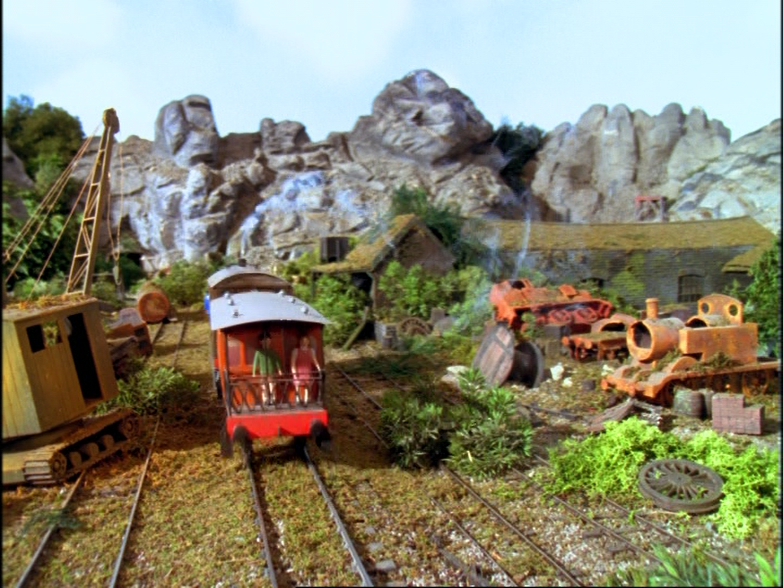 Bertram's Old Mine