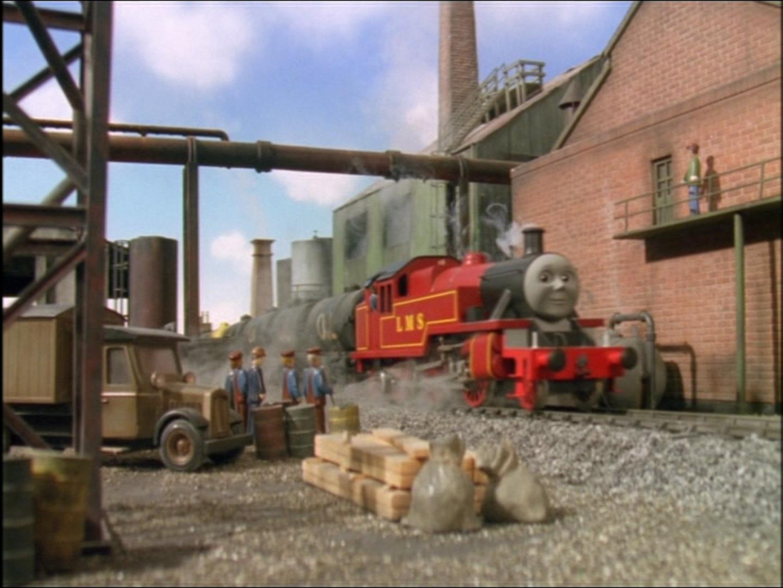 Heavy Industrial Area
