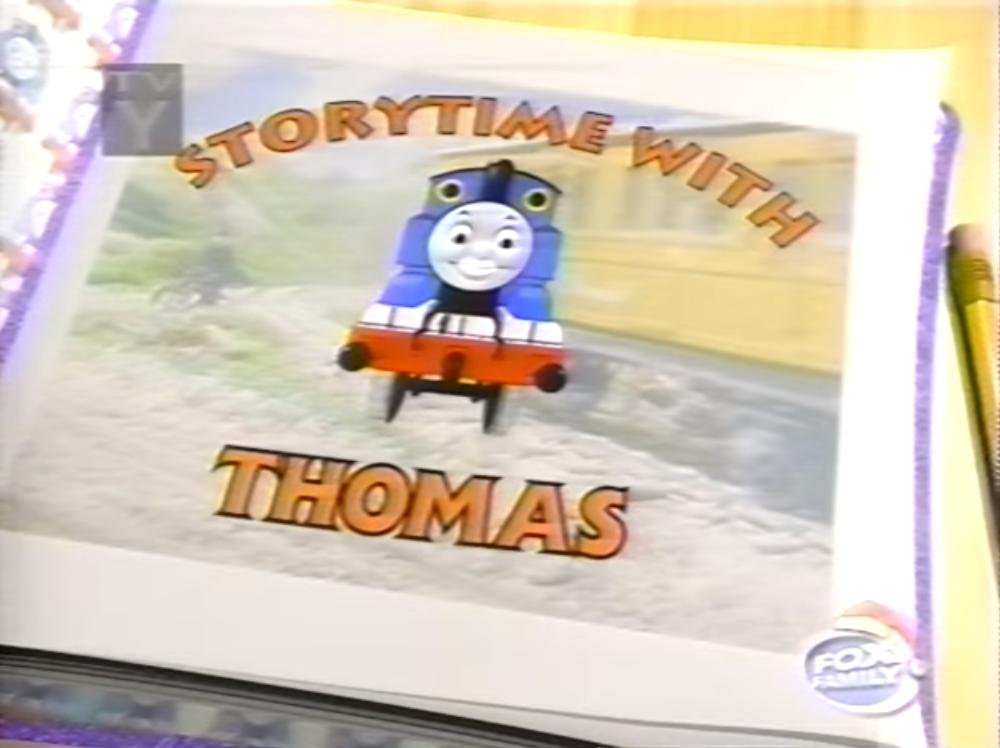 Storytime with Thomas