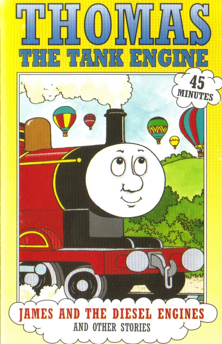 James and the Diesel Engines and Other Stories